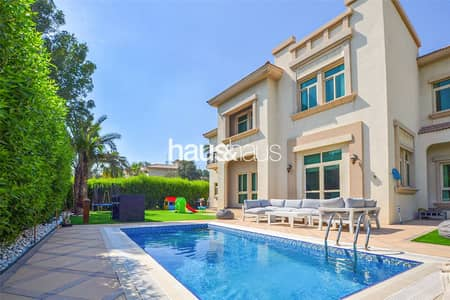 4 Bedroom Villa for Sale in Jumeirah Islands, Dubai - Big Plot | Genuine Listing | Close To Clubhouse