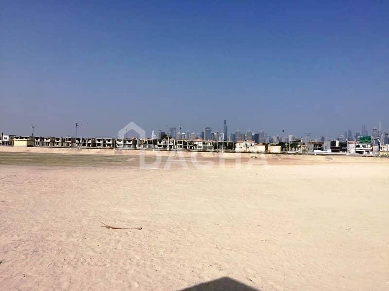 2 Ready Plot / Jumeirah Park for Custom Villa
