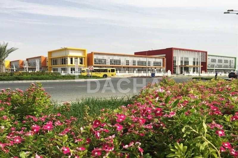 4 Ready Plot / Jumeirah Park for Custom Villa