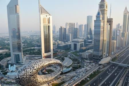 شقة 2 غرفة نوم للايجار في شارع الشيخ زايد، دبي - 2 Month Free-Chiller Free-0 Commission Huge 2 BHK Sheikh Zayed Road view Rent AED 87K