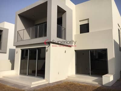 4 Bedroom Villa for Rent in Dubai Hills Estate, Dubai - TYPE E2 | UNFURNISHED | 4BEDROOM | WITH MAID'S ROOM | WITH STORAGE ROOM