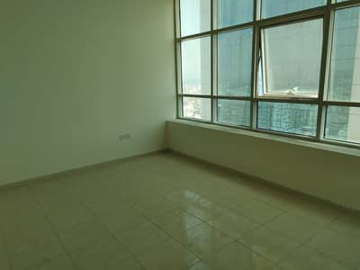 1 Bedroom Flat for Rent in Al Bustan, Ajman - 1bhk flat with close kitchen for rent