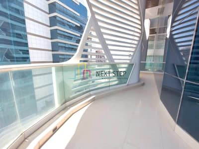 5 Bedroom Apartment for Rent in Al Raha Beach, Abu Dhabi - Quality Lifestyle 5BR Duplex with 2 Balcony *Separate Entrance* with Canal & Sea View l Full Facilities l