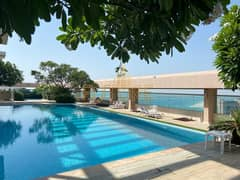 3 Bedroom  with Maid Room & Sea View | Pool & Gym | Garden