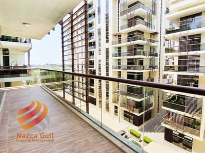 3 Bedroom Flat for Rent in Khalifa City A, Abu Dhabi - Hotel Style Living for 3 BR Apartment Bed Flat in Secured Community