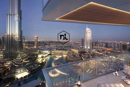 4 Bedroom Apartment for Sale in Downtown Dubai, Dubai - UNPARALLELED GRANDEUR / THE HOME OF LUXURY / AN ARCHITECTURAL MASTERPIECE