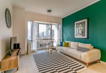 شقة 2 غرفة نوم للبيع في وسط مدينة دبي، دبي - Unfurnished | Vacant | Burj Khalifa Views