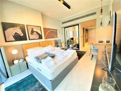 استوديو  للبيع في الخليج التجاري، دبي - Exclusive! New Furnished Studio   Canal+Pool View