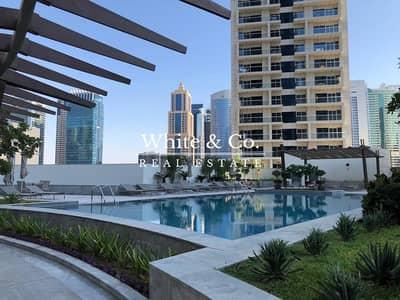 فلیٹ 2 غرفة نوم للايجار في دبي مارينا، دبي - Stunning Marina View