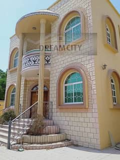 Villa for rent in Al Rawda 3 near all services and Mohammed Bin Zayed Street
