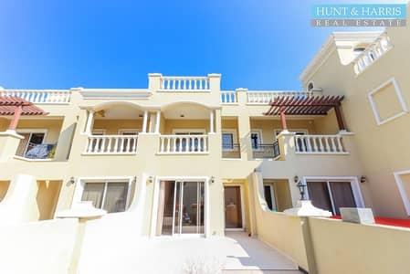 تاون هاوس 2 غرفة نوم للايجار في قرية الحمراء، رأس الخيمة - Beautiful 2 bedroom Villa - Walk to School - Golf Course View