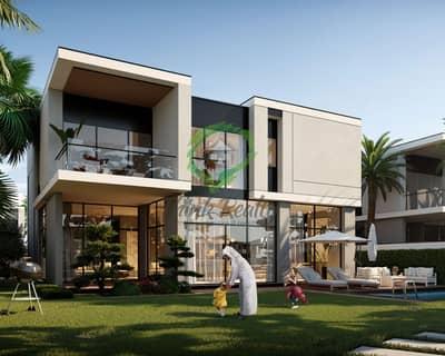 فیلا 4 غرف نوم للبيع في الفرجان، دبي - Amazing 4 bhk Villa | Private Pool