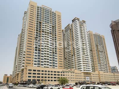 1bedroom for rent in Ajman one tower -3