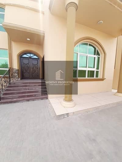 7 Bedroom Villa for Rent in Khalifa City A, Abu Dhabi - Elegant villa - Khalifa city A