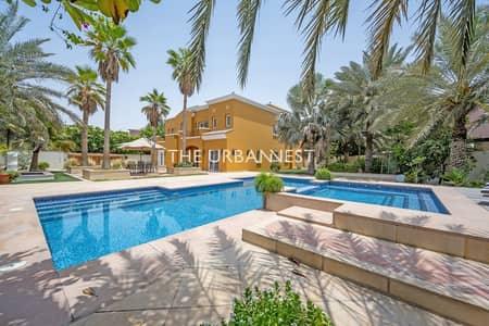 6 Bedroom Villa for Sale in Arabian Ranches, Dubai - Stunning Villa   Largest Plot   Type 18   Mirador