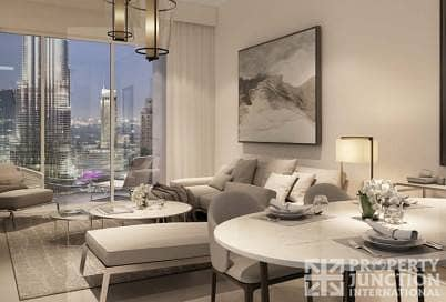 1 Bedroom Flat for Sale in Downtown Dubai, Dubai - 2 Bed Apartments in the BURJ & OPERA DISTRICT