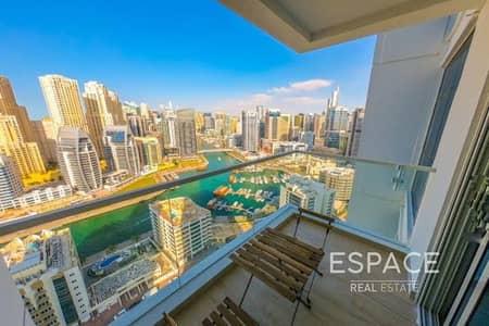 فلیٹ 1 غرفة نوم للبيع في دبي مارينا، دبي - Invest in a Sought After Develoment in Marina