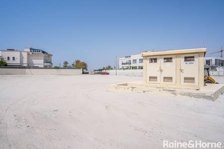ارض سكنية  للبيع في لؤلؤة جميرا، دبي - Close to Nikki Beach   Large Plot For Sale