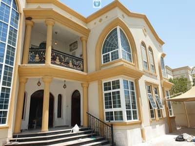 7 Bedroom Villa for Rent in Al Ramaqiya, Sharjah - **Amazing 7 Bedroom Duplex Villa +Maid Room Available in Al Ramaqiya