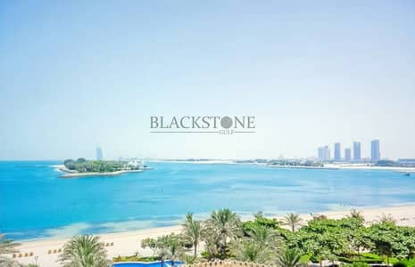 3 Bedroom Apartment for Sale in Palm Jumeirah, Dubai - High Floor Beautiful Sea view shoreline 3 bedrooms for sale