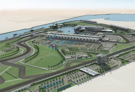 Plot for Sale in Yas Island, Abu Dhabi - Hot Deal  Huge Commercial Plot In Yas Island  