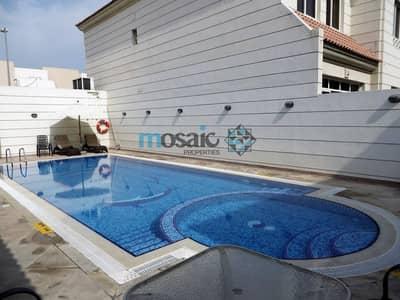 3 Bedroom Villa for Rent in Al Badaa, Dubai - 2 Months Free! 3BR Villa + Study