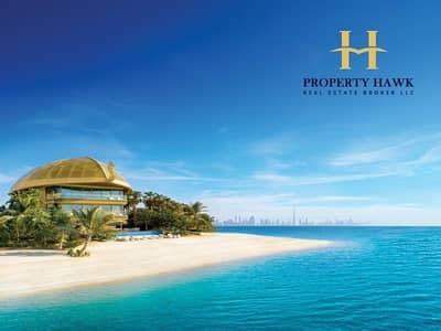 فیلا 7 غرف نوم للبيع في جزر العالم، دبي - Waterfront Beach   Luxurious  Villa  Sweden Island