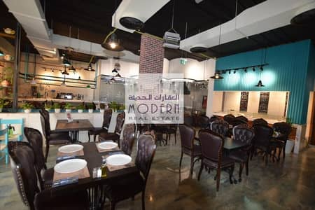 Shop for Rent in Al Barsha, Dubai - Main road Facing Restaurant for Rent- Hessa street