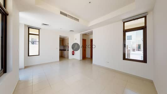 3 Bedroom Townhouse for Rent in Reem, Dubai - Type A | Corner Villa | Close to Pool