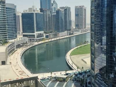 مکتب  للايجار في الخليج التجاري، دبي - Panoramic Views|Fitted|inbuilt facilities|Vacant
