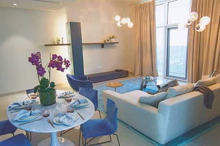 2 Bedroom Flat for Sale in Dubai Marina, Dubai - Ready Apartments with 5 Year post Payment Plan 1218 Price per square feet Only in Dubai Marina