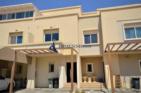 فیلا 3 غرف نوم للايجار في الريف، أبوظبي - Spectacular 3BR Villa I Private Garden I Balcony I Ready to Move In