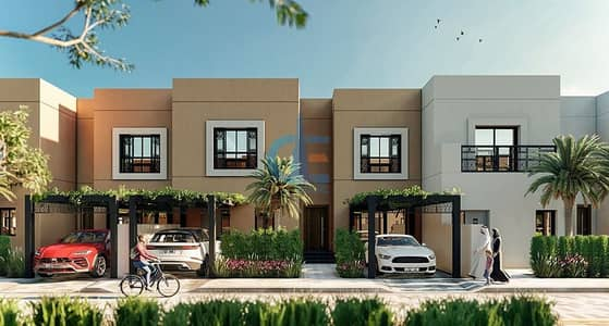 4 Bedroom Townhouse for Sale in Al Rahmaniya, Sharjah - villa luxury 4 bedroom in Sharjah With monthly installments starting from 4000 dirhams only