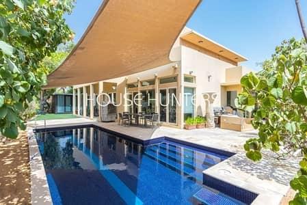 فیلا 5 غرف نوم للبيع في المرابع العربية، دبي - Exclusive type 3| Single row|Great location