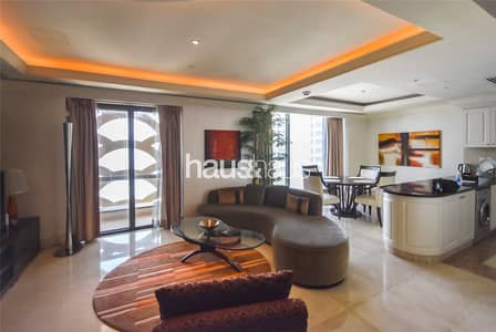 1 Bedroom Penthouse for Rent in Jumeirah Beach Residence (JBR), Dubai - Penthouse   Upgraded   Chiller Free   Marina View