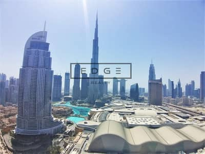 1 Bedroom Hotel Apartment for Sale in Downtown Dubai, Dubai - BEST SERIES | HIGH FLOOR | FULL BURJ | 2.35MIL