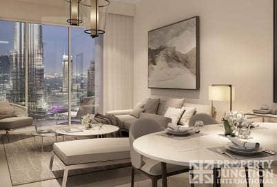 2 Bedroom Flat for Sale in Downtown Dubai, Dubai - 2 Bed Full Burj Khalifa & Fountain View