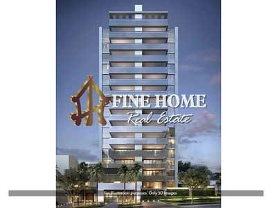 مبنی تجاري  للبيع في شارع المطار، أبوظبي - For Sale Commercial Building | 23 Floors