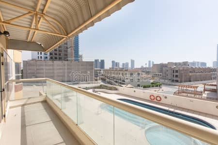 1 Bedroom Flat for Rent in Jumeirah Village Circle (JVC), Dubai - Pool View   Chiller free   JVC   12 payment