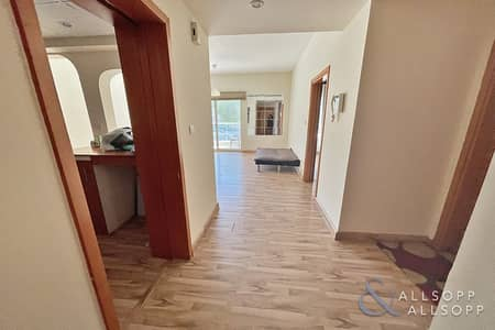 1 Bedroom Flat for Rent in The Greens, Dubai - Negotiable | Upgraded | One Bed | Vacant