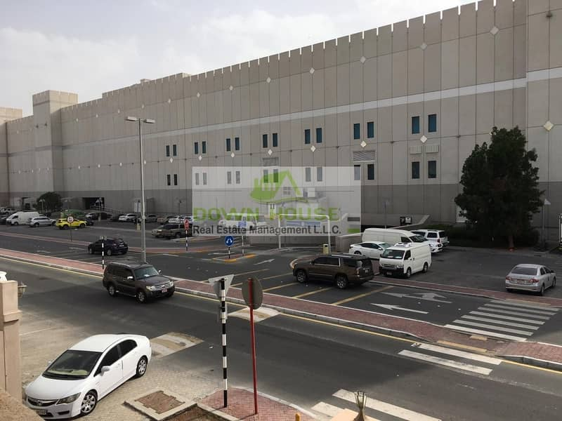 Great Deal Ready to Move in Studio Flat near Mushrif Mall