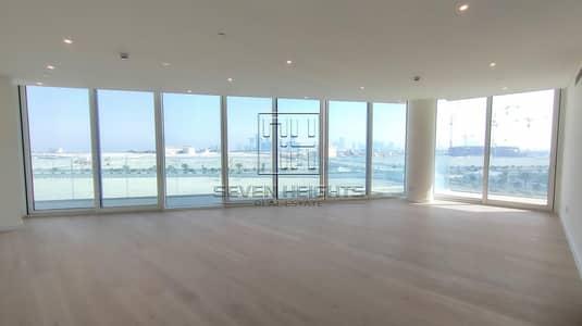 3 Bedroom Townhouse for Rent in Saadiyat Island, Abu Dhabi - Luxury 3BR+MaidRoom |With Community View !
