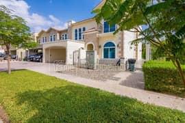 amazing  & spacious Villa 3BR + Maid