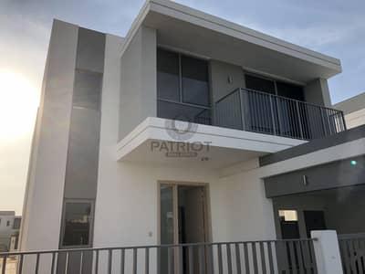 3 Bedroom Villa for Sale in Dubai Hills Estate, Dubai - 3bed | E1 | Vacant | Single Row | Park