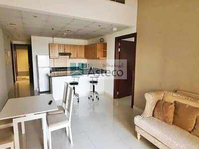 شقة 1 غرفة نوم للايجار في مدينة دبي الرياضية، دبي - Fully Furnished | Ready to Move-in | Large Balcony