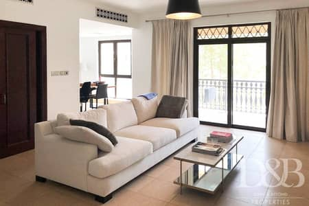 2 Bedroom Flat for Rent in Old Town, Dubai - Well Kept 2 BR | Chiller Free | Ideal Location