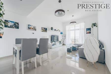 2 Bedroom Apartment for Rent in Dubai Sports City, Dubai - 2 Bed | Sports City |  Semi Furnished | The Medalist