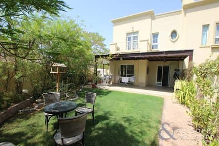فیلا 3 غرف نوم للايجار في الينابيع، دبي - Upgraded | Springs 1 | Type 3E | 3 Beds