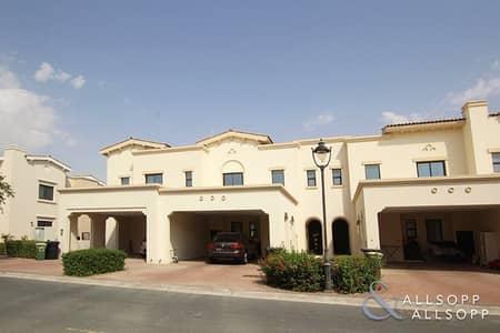 فیلا 3 غرف نوم للايجار في ريم، دبي - 3 Beds | Single Row | Available End July
