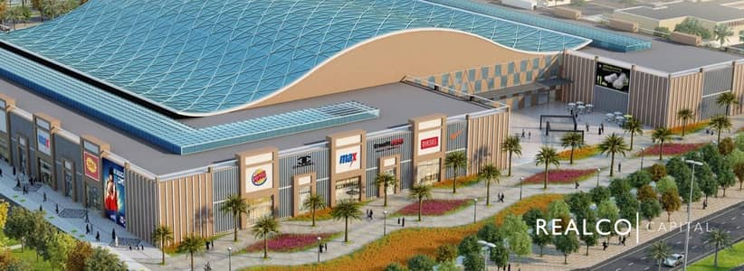 Plot for Sale in Jebel Ali, Dubai - G+4 With all Approval  |  LAND for Sale